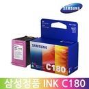 정품잉크 삼성 INK-C180 칼라  SL- J1660 J1663 J1665