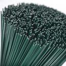 지철사/꽃철사 18번 녹색 약 72cm/900g/1.4mm/130개