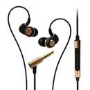 사운드매직 PL30C 가성비 음질좋은 이어폰 블랙골드