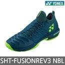 요넥스 테니스화 SHT-FUSIONREV3 CL 2019 NBL