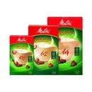 독일 밀리타 커피여과지(40매) 1x2/1x4/100(선택) 4팩