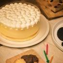 밀가루와 설탕이 없는 키토제닉.트리플치즈케익