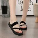 빅사이즈 엄지 쪼리 샌들 비치 슬리퍼 여행 여름 신발