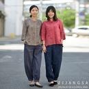 4091 낙엽마바지 여름생활한복 여자개량한복 법복