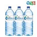 정식품 심천수 샘물 2LX24팩 신제품 생수 행사