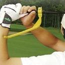 골프 초보자 손목꺽임 오버스윙 방지 자세 교정 용품