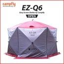 EZ-Q6 open Dometent/이지큐6오픈돔텐트/원터치스타일